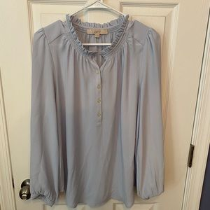 Gently worn Loft blouse